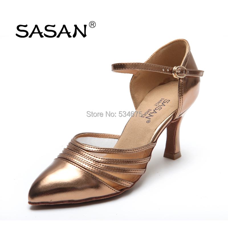 new adultes latine chaussures de danse femmes en cuir danse latine chaussures noir livraison. Black Bedroom Furniture Sets. Home Design Ideas
