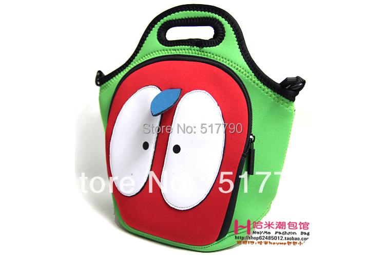 Neoprene Lunch Bag With Shoulder Strap 24