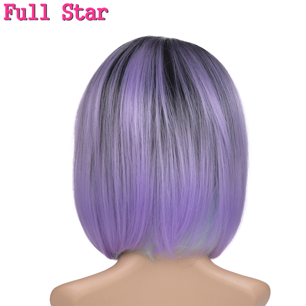 synthetic wig Full Star183