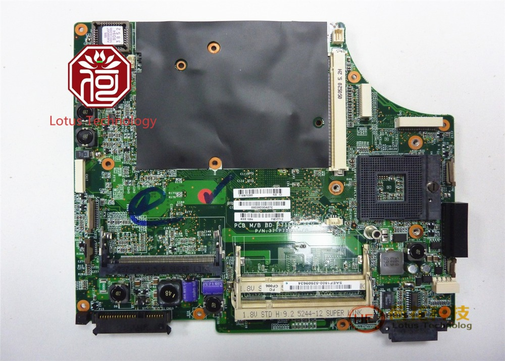 37-P71000-C0 Free shipping laptop motherboard for Fujitsu Amilo M3438G B0X-155 Detecting 100% perfect the work(China (Mainland))