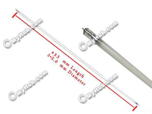 """Lot of 5 453mm 20/20.1""""Wide Laptop Monitor LCD Screen CCFL Backlight Lamp Tube(China (Mainland))"""