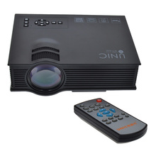 UC46 WiFi Wireless Portable LCD LED Home Theater Projector Proyector Cinema1200 Lumens Support Miracast DLNA Airplay US/EU Stock(China (Mainland))