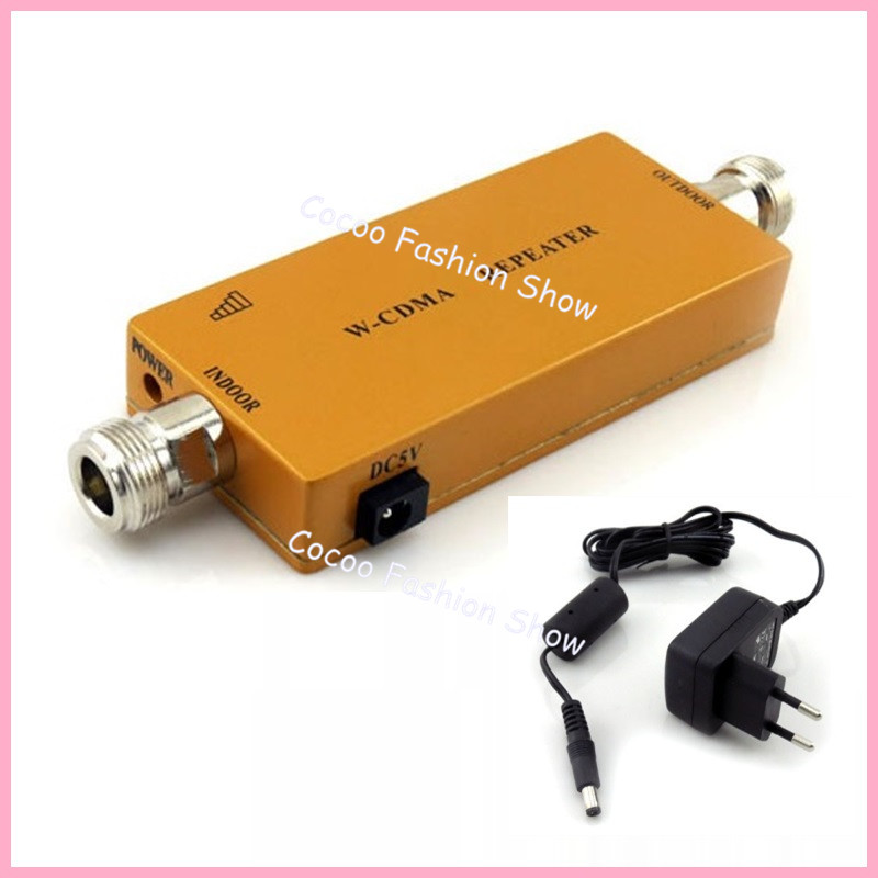 Hot ! Best Price Mini 3G W-CDMA Repeater Mobile Phone UMTS 3G Signal Booster WCDMA 2100Mhz Cell Phone Signal Repeater Amplifier(China (Mainland))