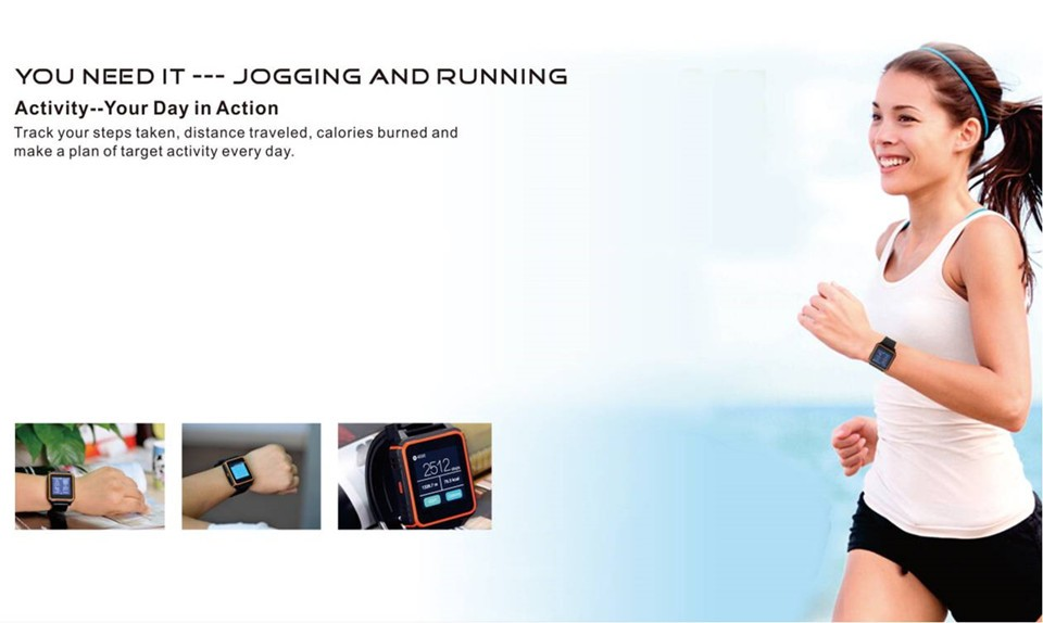 Swimming IP68 Waterproof Smart Watch Bluetooth Android For Apple IPhone SIM Smartwatch Sync Heart Rate Sport Fitness Watch Phone