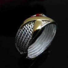 925 серебряных ювелирных изделий, Ссылки примечание x, Стерлингового серебра 925 обручальные кольца, Обручальное обручение кольца R013(China (Mainland))