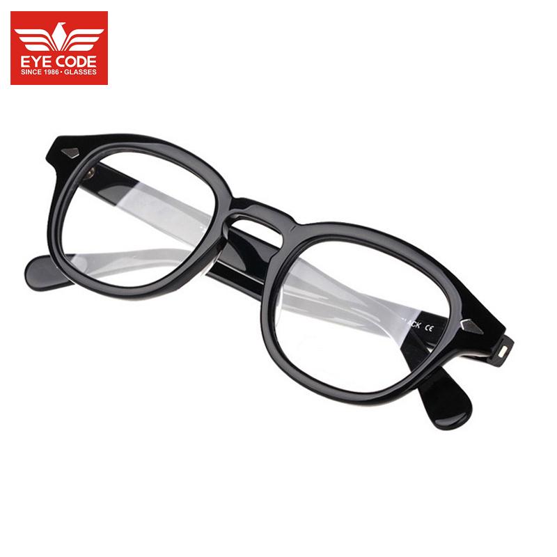 Eyeglass Frame Accessories : 2015 Vintage Fashion Designer Brand LOGO Eyeglass Frame ...