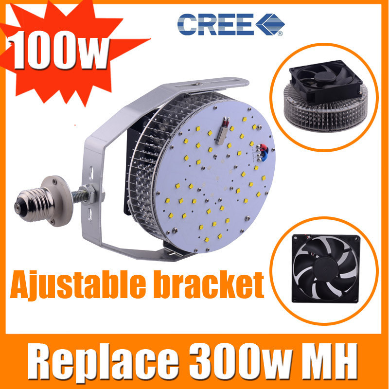 2015 Wholesale High Power 6500k Cool White 100W E27 LED Street Light for Pole Light 5years warranty UL ETL Listed(China (Mainland))