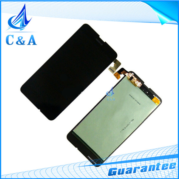 1 piece free shipping tested replacement repair parts 4.5 inch screen for Nokia Lumia 630 N630 lcd display with touch digitizer(China (Mainland))