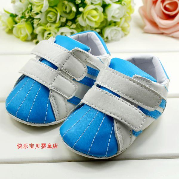 Baby rubber soled shoes baby toddler sport shoes baby shoes toddler shoes skidproof(China (Mainland))