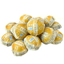 50pcs / pack Chinese Yunnan ChangYun mini jasmine herbal tea  Pu'er Raw tea high qualit puer tea flavor pu-erh tea Pu erh tea