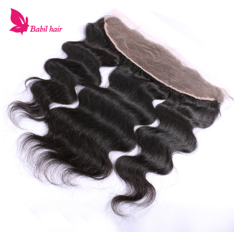 Brazilian Body Wave Lace Frontal Closures,Virgin Hair Full Lace Frontal Closure 13x4  Ear to Ear Lace Frontal With Baby Hair<br><br>Aliexpress