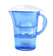 Three filter filling with cup Household Water Purifier Direct Drinking Water Jug Alkaline Water Pitcher Ionizer Water(China (Mainland))