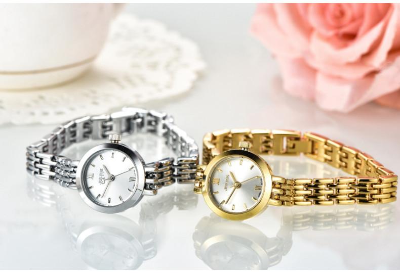 Мини женская леди наручные часы юлий кварцевых часов лучший мода платье браслет группа простой пр именинница рождественский подарок JA-770
