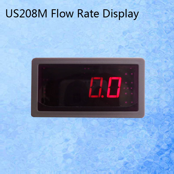 5V US208M Flow Rate Display Frequency Counter for our Hall Flow Sensor Test Can Calculate Flow Rate 5V input<br><br>Aliexpress
