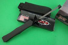 Nueva alta calidad cuchillo de MICROTECH 152-1 Nemesis herramienta acampar exterior 6061 – T6 accesorios de aleación de aluminio