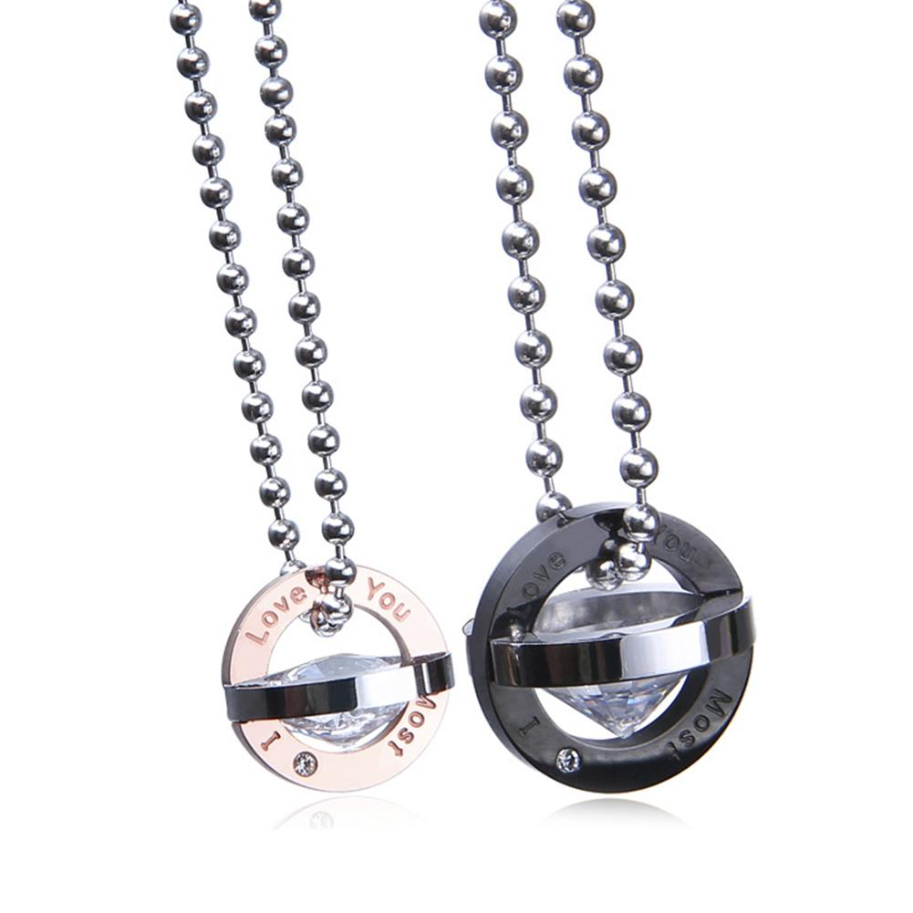 Popular Matching Necklaces for Couples-Buy Cheap Matching ...
