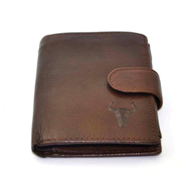 Men Wallets Brand Vintage Designer Genuine Oil Wax Leather Cowhide Short Bifold Wallet Purse Card Holder