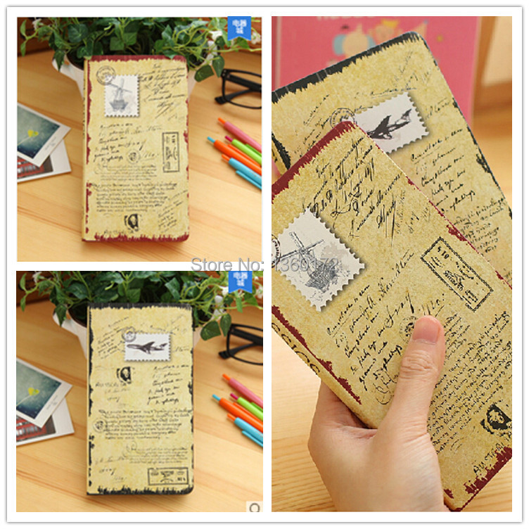 2015Cute Vintage Creative Paper Ancient NavigationA6 Notebooks Agenda Notepad Diary Day Planner Jotter Journal Record Stationery<br><br>Aliexpress