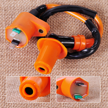 Performance Racing Ignition Coil Fit for GY6 50cc 125cc 150cc Scooter ATV Go Kart Moped Quads Dirt bike Dune Buggys QMJ QMI157