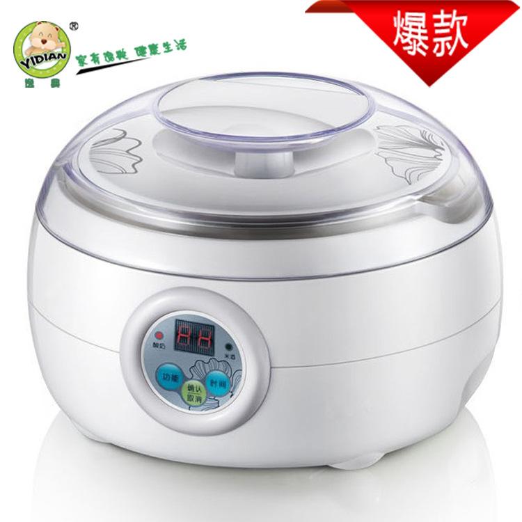 The kitchen machine processed rice wine wholesale selling rice wine yogurt machine price small household yogurt machine