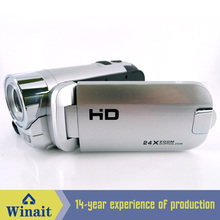 "Buy 12MP Max 5MP Sensor 720P HD Digital Video Camera 3XOptical Zoom 8x Digital Zoom 1350Mah Li-ion Battery 2.7"" Screen for $90.00 in AliExpress store"