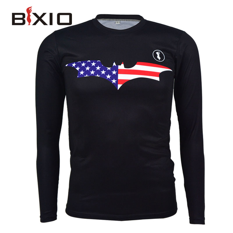 2016 Pro Team Cycling Jersey Long Sleeve BXIO Brand New Arrival Cycling Top Rate Roupas De Ciclismo Sport Jerseys BX-YD009-J(China (Mainland))