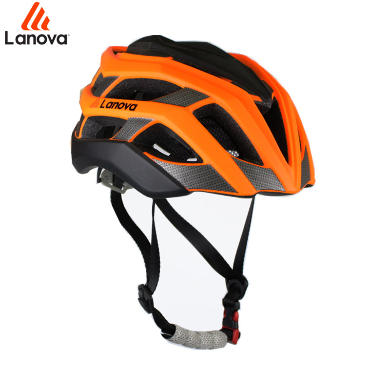 2017 New Style LANOVA Brand Safety Professional MTB Mountain Road Bike Bicycle Helmet Riding Cycling Helmet Casco Ciclis W-020(China (Mainland))