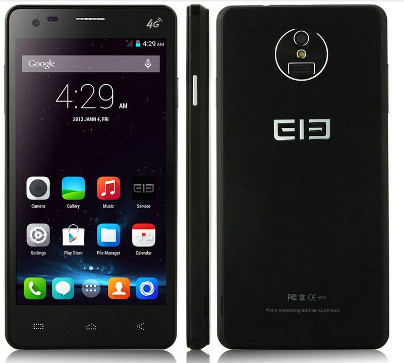 Мобильный телефон Elephone P3000s P3000 4G LTE Android 4.4.2 MTK6732 5,0 IPS 13.0mp Elephone P3000,P3000s elephone r9 цена