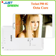 Teclast P80 4G Tablet PC MTK8752 Octa Core 8 inch 1920×1200 IPS 2GB RAM 16GB ROM 2MP Phone Call GPS Android 5.0 Phablet
