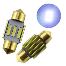 Free ship! New !! 200pcs/lot  FS 7014 3smd GOLD CANBUS LED  For Turn Signal light Side Marker lights Bulb Dashboard Light(China (Mainland))