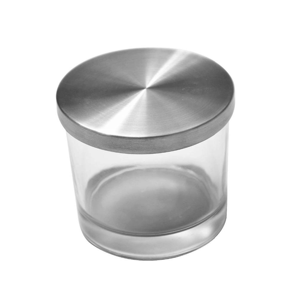 G Glass Jars