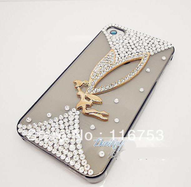 diy rhinestone phone case - photo #44
