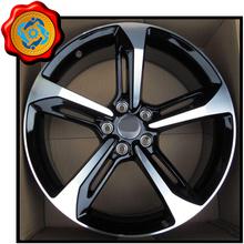 SilverAutomobile for casting aluminum alloy wheel rim forAUDI  19*8.5 ET35(China (Mainland))