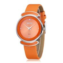 Fashion Brand Skone Ladies Watch Women Casual Watches Fashion Luxury Leather Strap colorful wrist Watches
