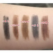 New 2015 Cosmetics Brow Eye Liner Tools Makeup Eyebrow Automatic Pencil Makeup Style Paint For The