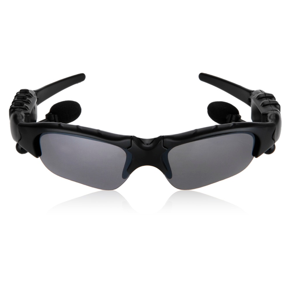 Excelvan Bluetooth Polarized Sunglasses Eyewear Headphone Headset
