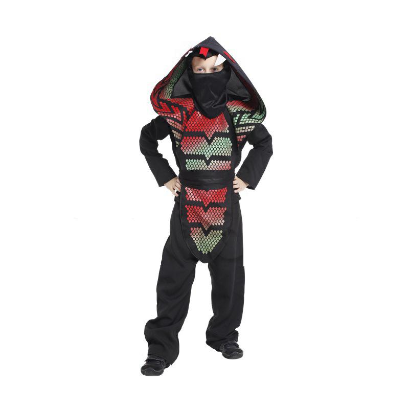 Muchachos ninja traje de cosplay traje de halloween para niños trajes de ninja de naruto para niños fancy dress