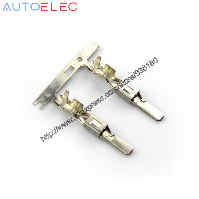 000979129e crimp female terminals pins for vw tyco te car automotive waterproof connector vw. Black Bedroom Furniture Sets. Home Design Ideas