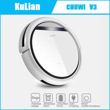 CHUWI Beatles V3 Intelligent Robot Vacuum Cleaner for Home Slim design,HEPA Filter,Cliff Sensor,Remote control Self Charge(China (Mainland))