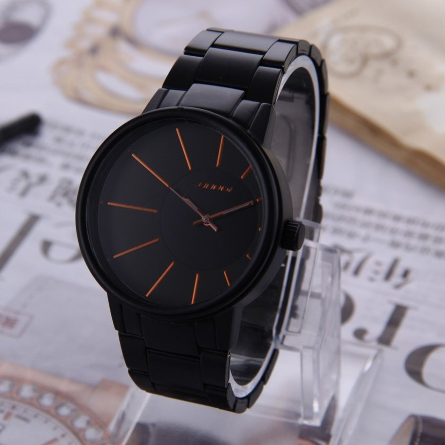 Mens Watches 2015 Brand New Male Stainless Steel Watch Mens Business Dress Wristwatch Male Vintage Wrist Casual Watch AB135<br><br>Aliexpress