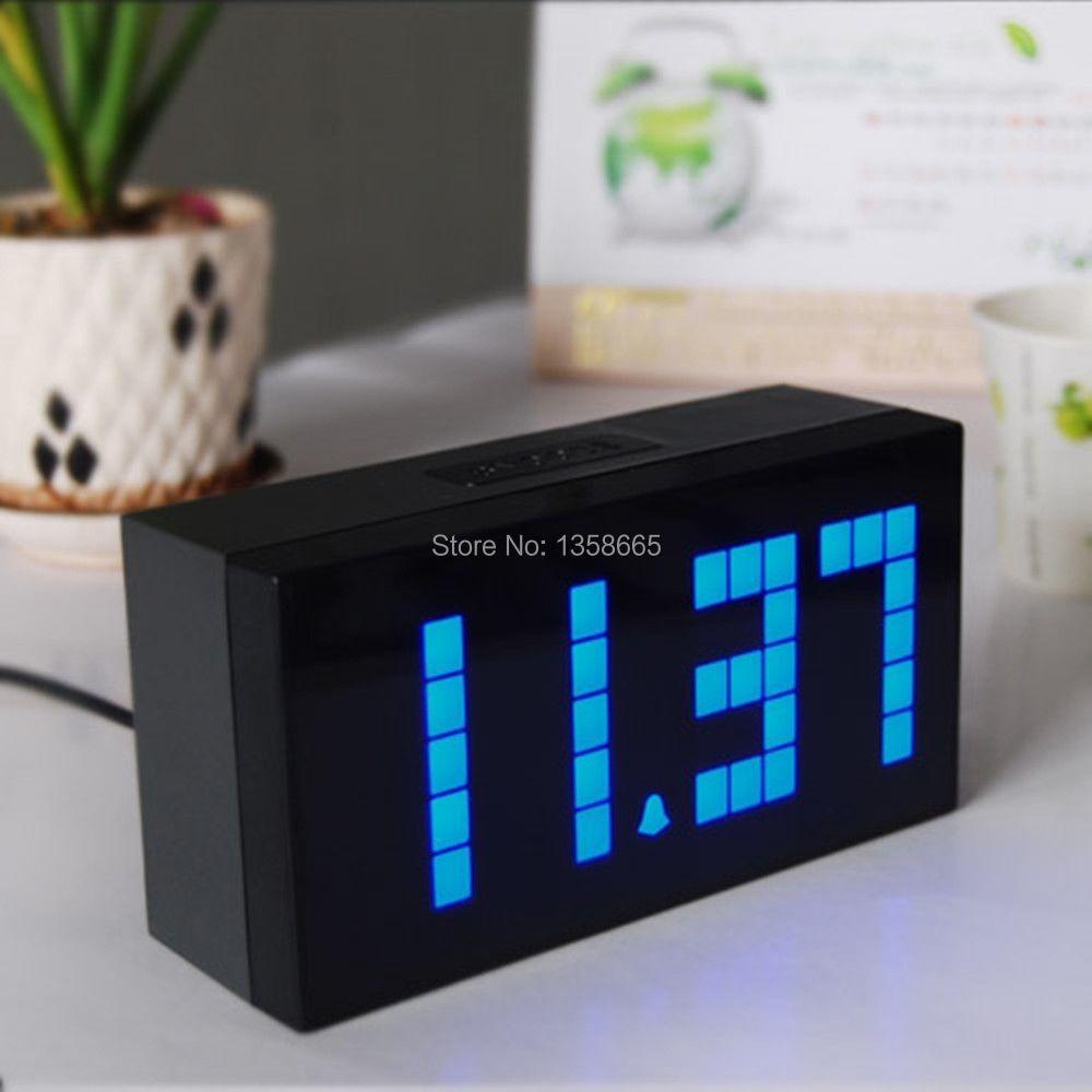 mesa de jardim jumbo : mesa de jardim jumbo:Big Jumbo parede despertador com calendário em Relógios de Mesa de