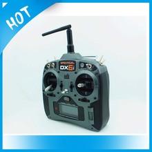 DX6i 6-Channel 2.4GHz full range computer radio system DSM2 aircraft transmitter