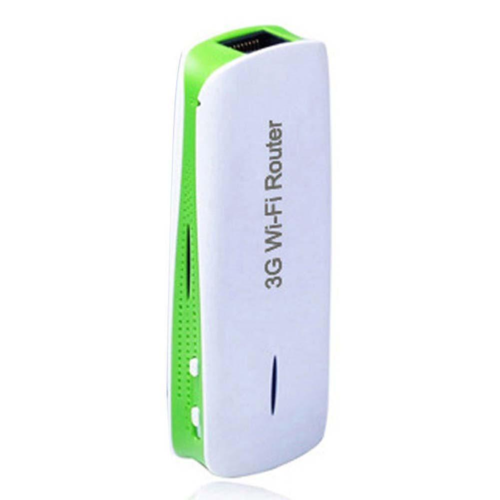 5 in 1 Mini Portable 150Mbps 3G WIFI Wireless Router Hotspot Mobile Charger G wlan router mini portable router d link router ANG(China (Mainland))