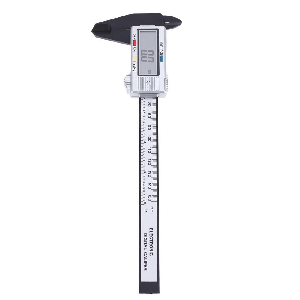 "6"" professional Electronic Callipers Digital Gauge Vernier Caliper Fiberglass feeler gauge LCD paquimetro 150mm Measuring Tool(China (Mainland))"