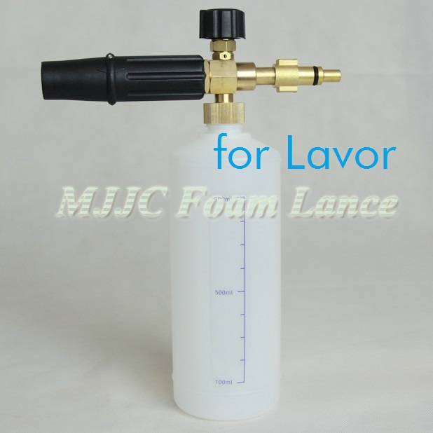 Lavor Pressure Washer Compatible Snow Foam Lance free shipping(China (Mainland))