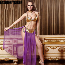 2016 new style European and American high-end sexy lingerie sexy Belly Dancer uniforms temptation  bra