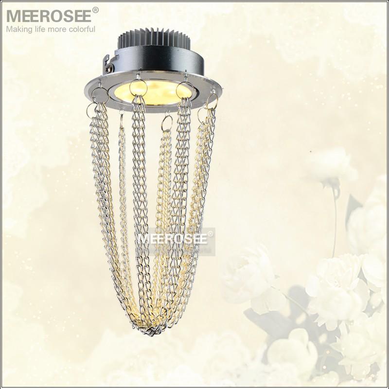 LED Light Fixture Mini Mount Ceiling Light 3 watt Small Aluminum Chain Lamp Aisle Hallway Corridor Lighting Stairs MD12180(China (Mainland))