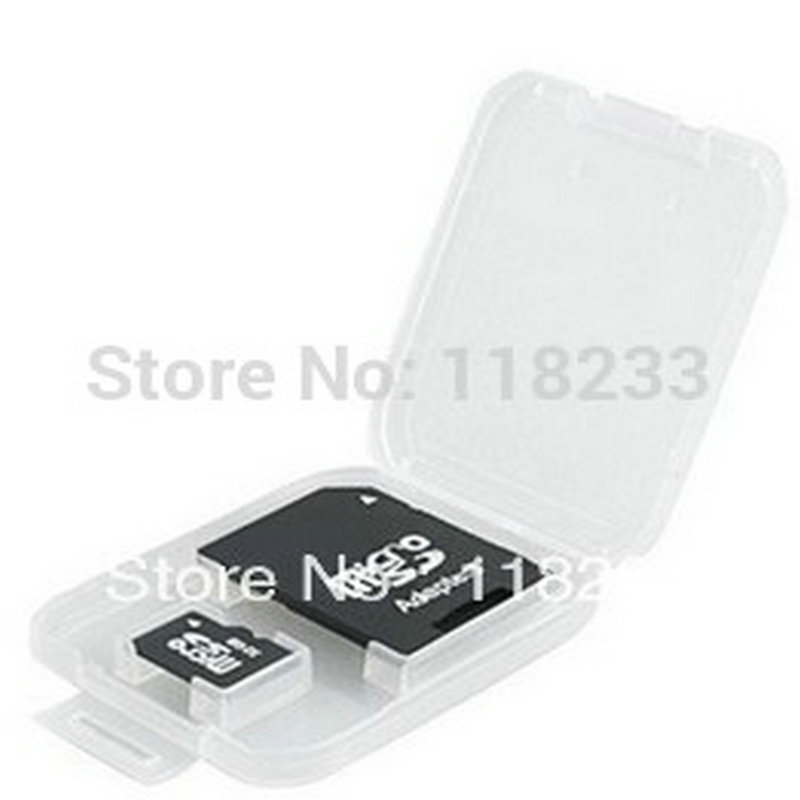 Brand NEW 4GB MICROSD  MICRO SD HC MICROSDHC TF FLASH MEMORY CARD REAL 4 GB WITH SD ADAPTER<br><br>Aliexpress