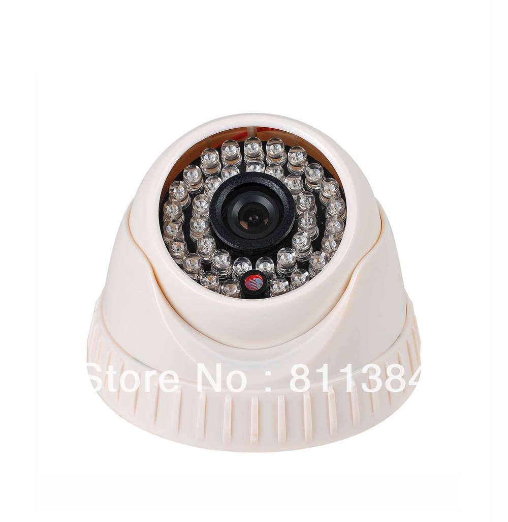 8CH Surveillance DVR Recorder Kit 600TVL Built-in IR-CUT indoor Home Security CCTV Camera System HDD Sells Seperately