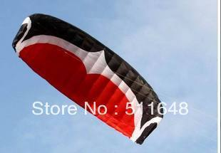 Free Shipping High Quality 12m2 Nylon Snow Kite,Power Kite,Traction Kite drop shipping